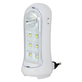 Светильник светодиодный аккумуляторный IEK ДБА 3924, цвет белый