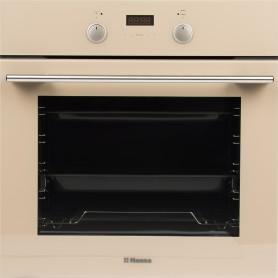 Духовой шкаф электрический HANSA BOEB68433, 59.5х59.5 см, цвет капучино
