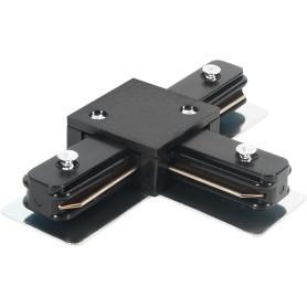Соединитель Т-образный для шины цвет чёрный