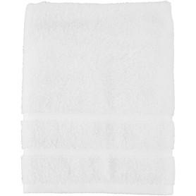 Полотенце махровое 50x90 см цвет белый