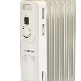Обогреватель масляный Monlan MS-15 с механическим термостатом, 1500 Вт, 7 секций
