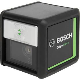 Уровень лазерный Bosch Quigo Green Set с дальностью до 12 м