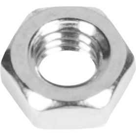 Гайка шестигранная М4, DIN 934, нержавеющая сталь, 20 шт.