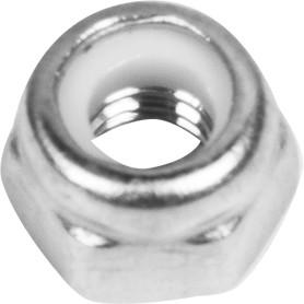 Гайка самоконтрящаяся М4, DIN 985, нержавеющая сталь, 10 шт.