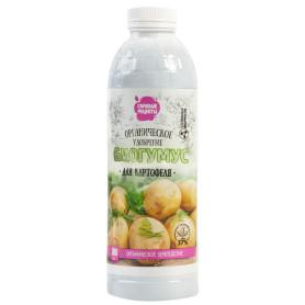 Удобрение биогумус Садовые рецепты для картофеля 0.5 л