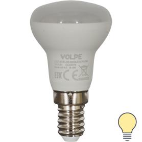 Лампа светодиодная Volpe Norma E14 220 В 3 Вт зеркальная 240 лм, тёплый белый свет