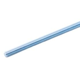 Шпилька усиленная DIN 976 6x1000 мм, оцинкованная