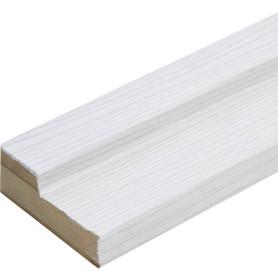 Комплект дверной коробки Бэлла 28x70x2070 мм цвет крем
