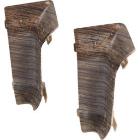 Угол для плинтуса внутренний Artens «Кремано» 65 мм, 2 шт.