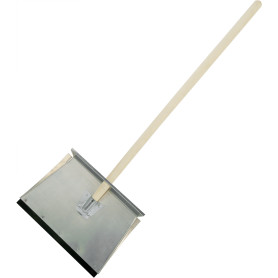 Лопата для уборки снега Alum Pro трёхбортная
