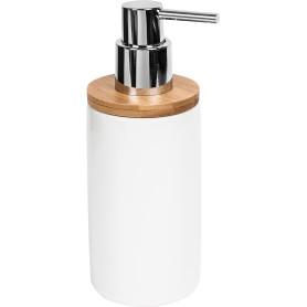 Дозатор для жидкого мыла Exo цвет белый