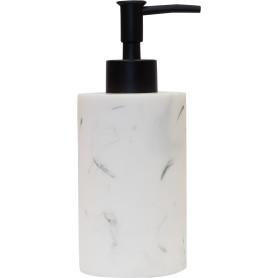 Диспенсер для жидкого мыла Marble полирезина текстура мрамор