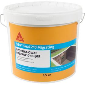 Гидроизоляция проникающая SikaSeal 15 кг