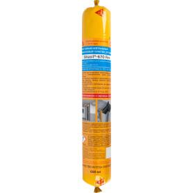 Герметик силиконовый противопожарный Sika Sikasil-670 Fire 600 мл белый