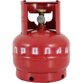 Газовый баллон с вентилем ВБ-2 ПК 5 л