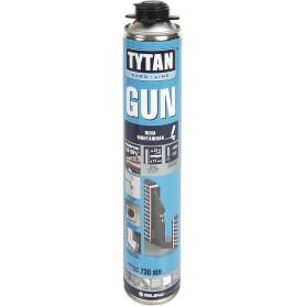Пена монтажная пистолетная Tytan Professional Gun 730 мл