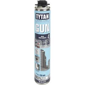 Пена монтажная пистолетная Tytan Gun 720 мл
