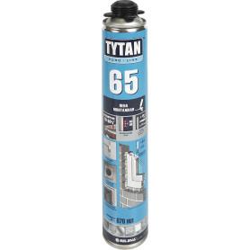 Пена монтажная пистолетная Tytan 65 870 мл