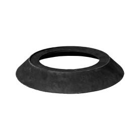 Полимерпесчаный конус колодца Ø1100x140 мм цвет чёрный
