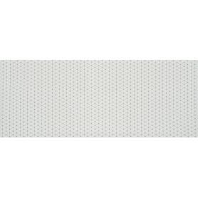 Плитка настенная «Концепт» 7С 50x20 см 1.4 м² цвет белый