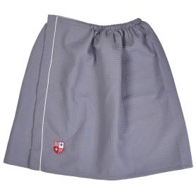 Килт для сауны Sport, 180x75 см, цвет серый
