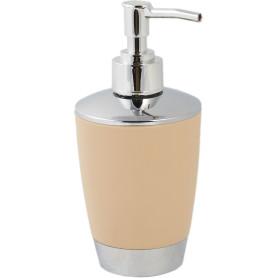 Дозатор для жидкого мыла «Альма» цвет кремовый