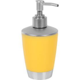 Дозатор для жидкого мыла «Альма» цвет светло-жёлтый