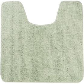 Коврик для туалета Passo 45x45 см цвет светло-зелёный