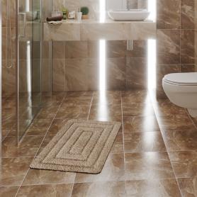 Плитка напольная Garda 40x40 см 1.12 м² цвет коричневый