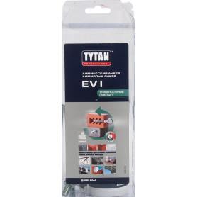 Набор Tytan Professional анкер химический на полиэстеровой основе 165 мл, 1 смеситель, 2 шпильки М8х110, 2 гильзы