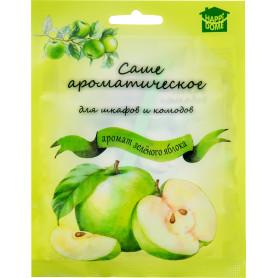 Саше ароматическое для шкафов и комодов, яблоко