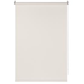 Штора рулонная Dublin блэкаут 80x160 см, цвет белый