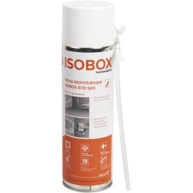 Пена монтажная ручная Isobox STD 500 550 мл