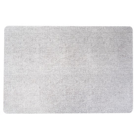 Салфетка сервировочная «Классика», 30x45 см, цвет серебро