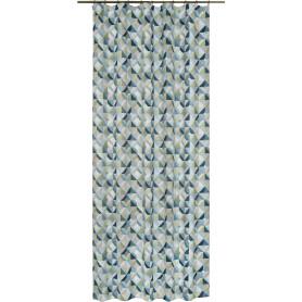 Штора на ленте «Баухауз» 145х260 см цвет бежевый