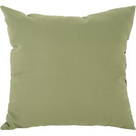Подушка «Радуга» 50x50 см цвет зелёный