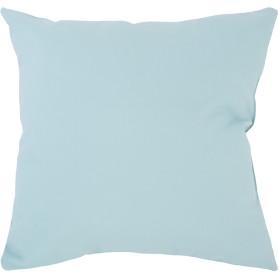 Подушка «Радуга» 40x40 см цвет бирюзовый