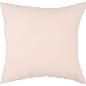 Подушка декоративная «Радуга» 40х40 см цвет персиковый