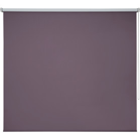 Штора рулонная Inspire блэкаут 200x175 см цвет сиреневый