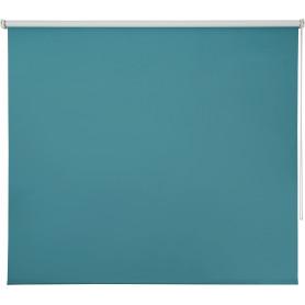 Штора рулонная Inspire Blackout, 160x175 см, цвет голубой