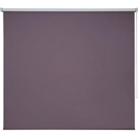 Штора рулонная Inspire блэкаут 180x175 см цвет сиреневый