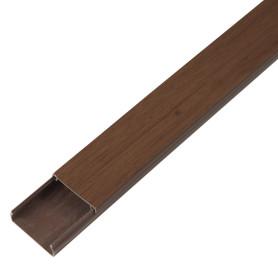 Кабель-канал IEK 40x16 мм 2 м, цвет дуб