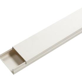 Кабель-канал IEK 40x16 мм 2 м, цвет белый