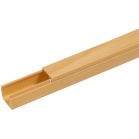 Кабель-канал IEK 16x16 мм 2 м, цвет сосна