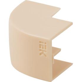 Угол внешний 16/16 мм цвет сосна 4 шт.