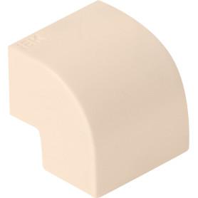 Угол внешний 25/16 мм цвет сосна 4 шт.