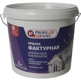 Покрытие декоративное Profilux 7 кг цвет белый