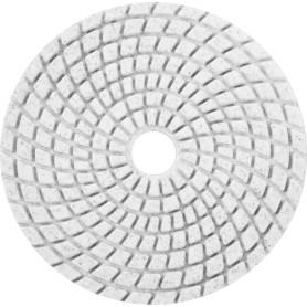 Шлифовальный круг алмазный гибкий Flexione 100 мм, Р40