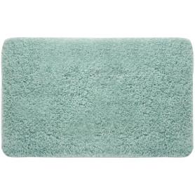 Коврик для ванной комнаты Lido 50x80 см цвет бирюзовый