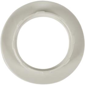 Кольцо крепёжное Oxion для патрона Е14 цвет белый